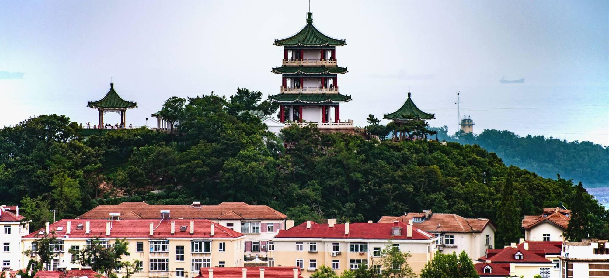 Qingdao   City Architecture   Itinerary Desktop