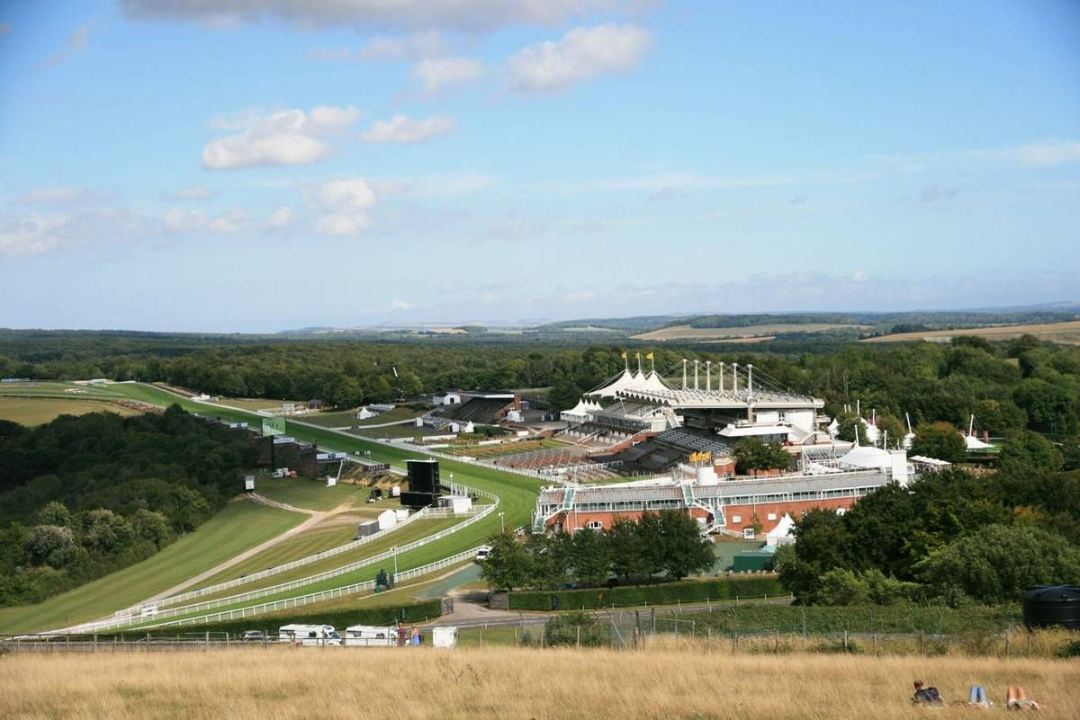 View over Goodwood Race Course from The Trundle.JPG