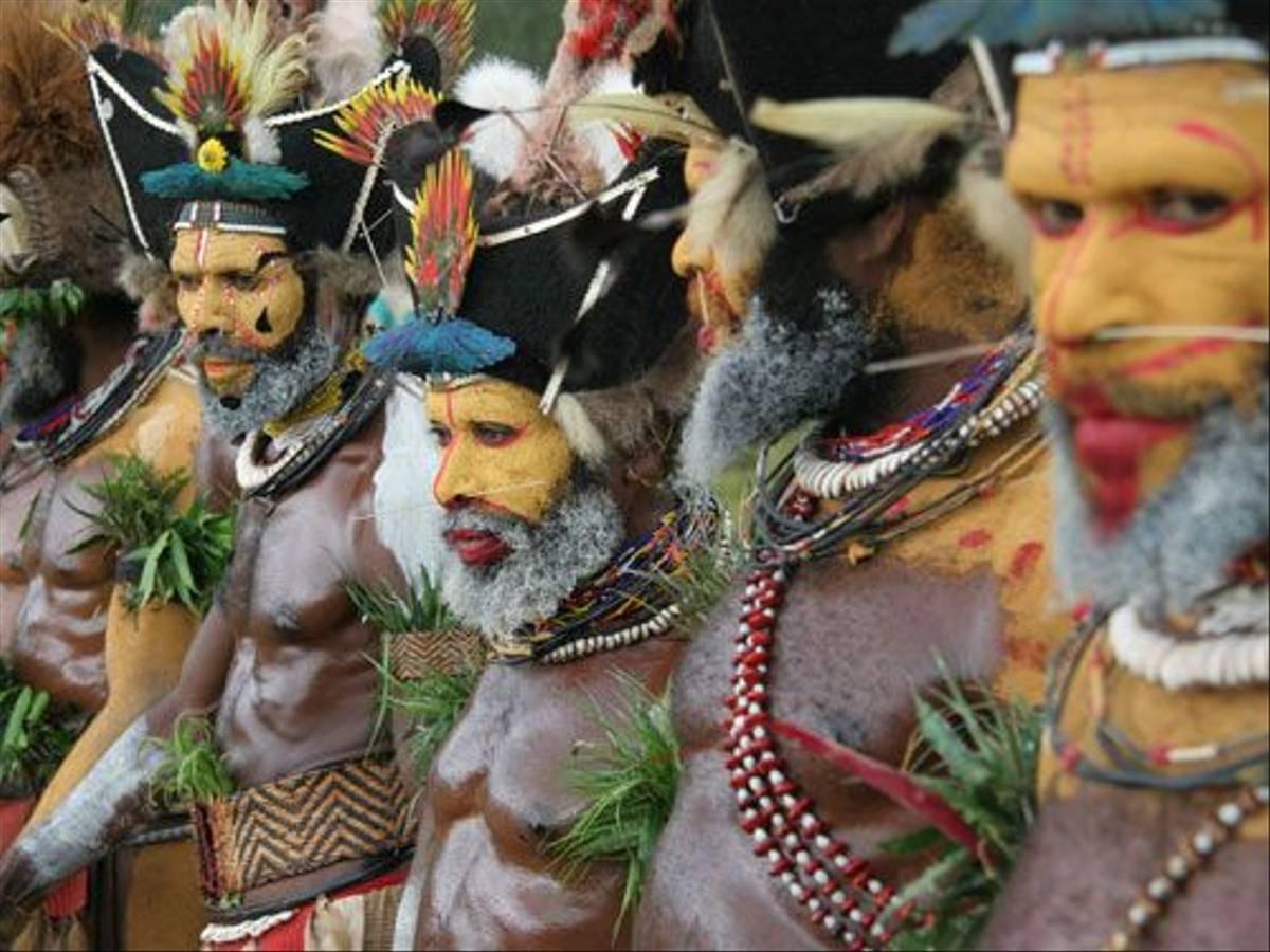 Huli Tribe