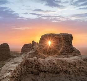 Urgench - Ayaz Kala - Khiva