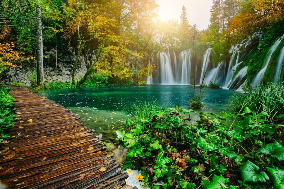 Plitvice, Croatia Shutterstock 369122792