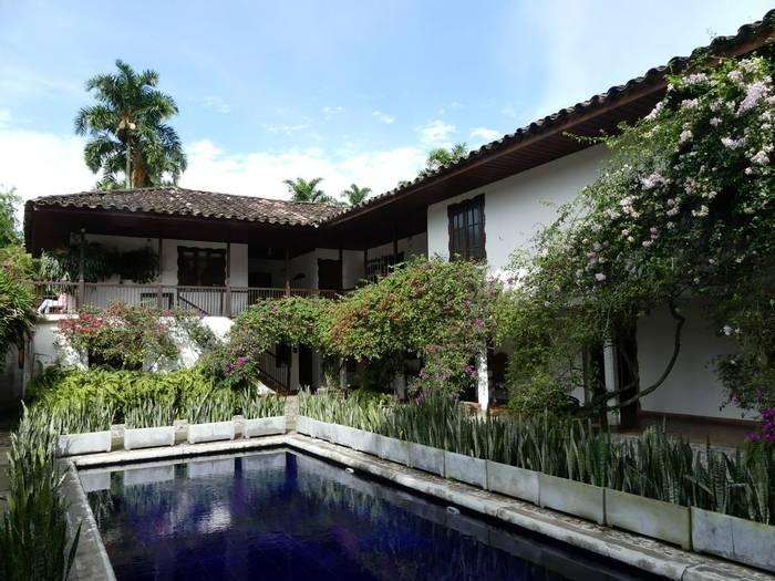 Hacienda San Jose, Pereira (Robin Smith)