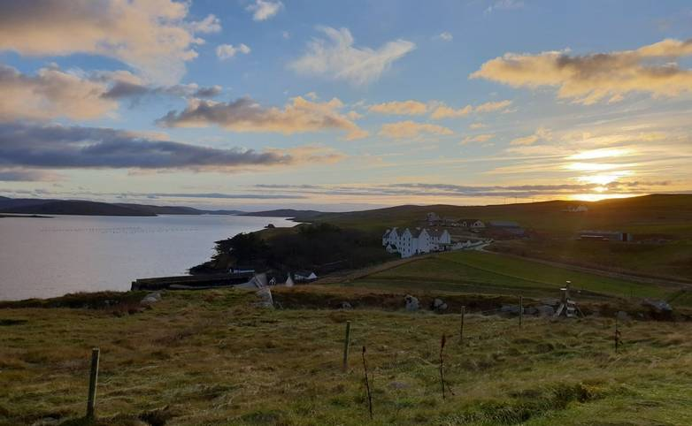 Orkney & Shetland - Busta House Hotel - Sunset Hotel.jpg