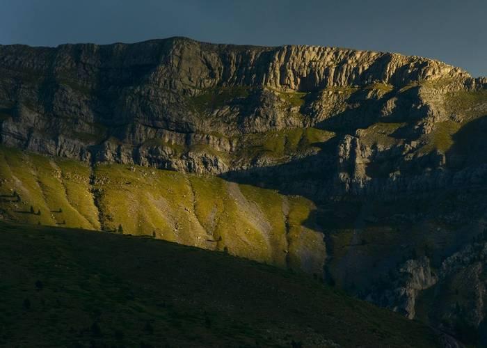 Pyrenean scene (Sergio Padura)