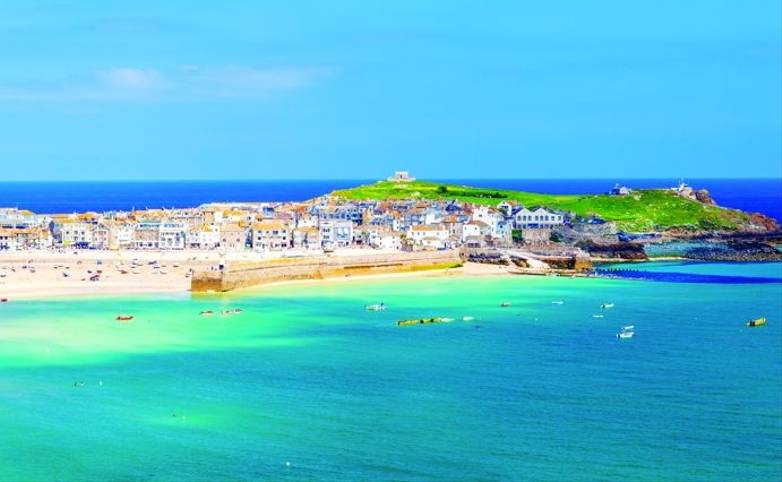 St Ives Cornwall England UK