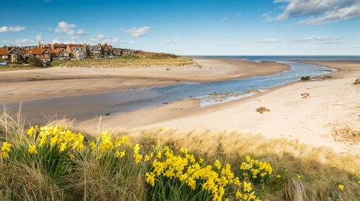 3-Night Northumberland Self-Guided Walking Holiday