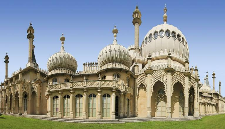Brightons Royal Pavillion Shutterstock 63493192
