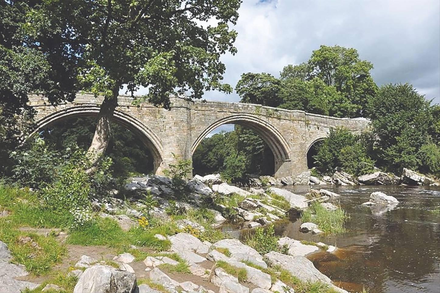 Devils Bridge Kirdy Longsdale Sedbergh