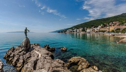 Classic Islands and Towns of Kvarner