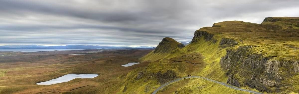 Hebridean Hopscotch  - The Quiraing and Ridge - AdobeStock_12274398.jpeg