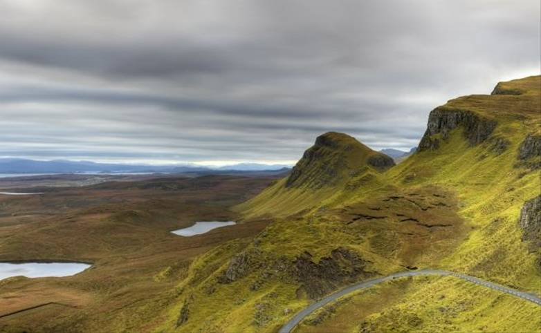Hebridean Hopscotch  - The Quiraing and Ridge - AdobeStock_12274398.jpeg