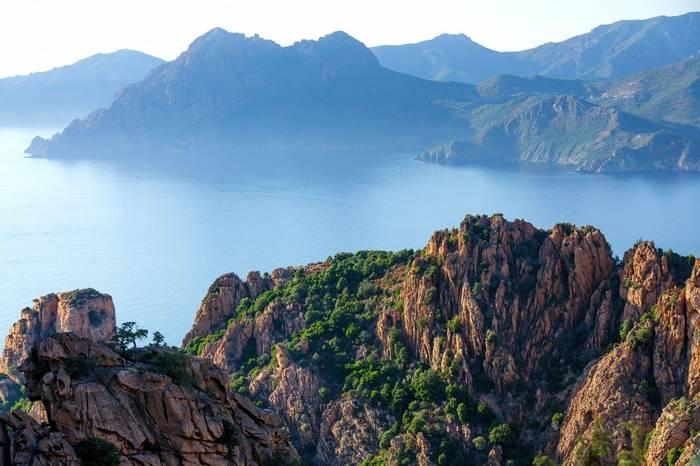 Calanche Corsica Shutterstock 110906594