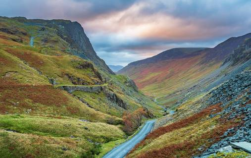 Lake District Wainwright Bagging Holiday – the North-Western Fells