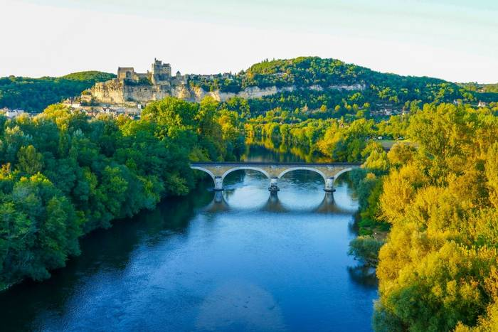 Dordogne River at Perigord, France shutterstock_1147019939.jpg