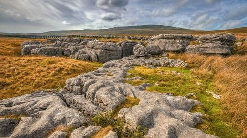 7-Night Southern Yorkshire Dales Guided Walking Holiday