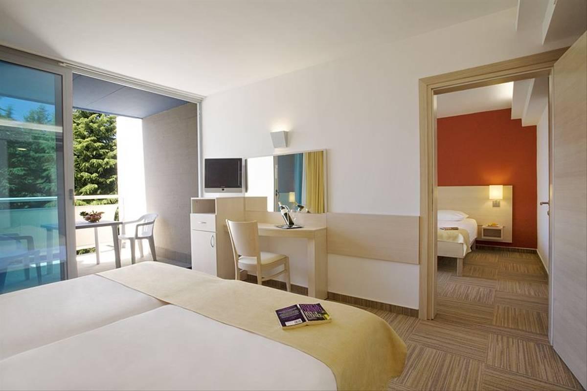 Croatia - Istria - Valamar Crystal Hotel - 2009 Valamar Crystal Hotel Room 9