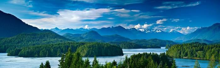 Tofino, Vancouver Island, Canada Shutterstock 86926405