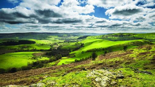 7-Night Shropshire Hills Self-Guided Walking Holiday