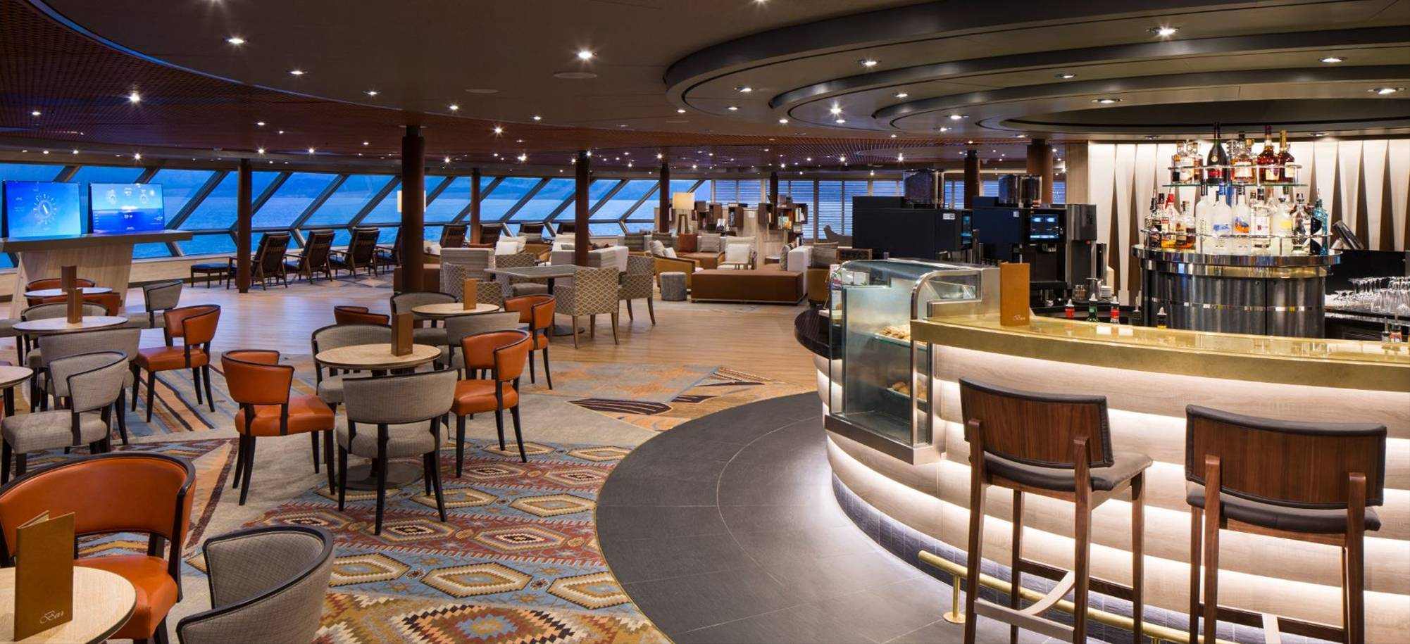At Sea   Sip Cocktails In The Exploration Bar While Enjoying Views From The Crow'S Nest   Itinerary Desktop