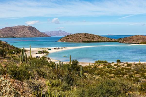 Baja Califnornia Shutterstock 191767610