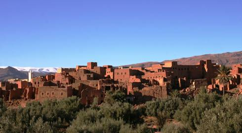 MARRAKECH to MARRAKECH (9 days) Souks & Sand Dunes