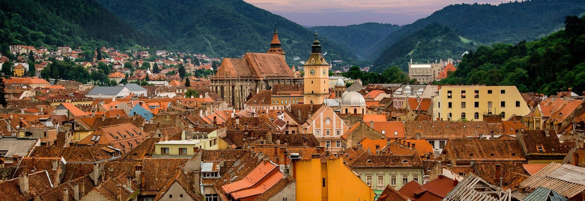 GettyImages-1174461694 City skyline and Tampa Mountains, Brasov, Transylvania, Romania.jpg