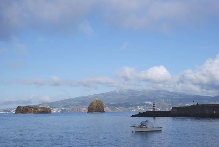 View to Faial from Pico (Ed Drewitt)
