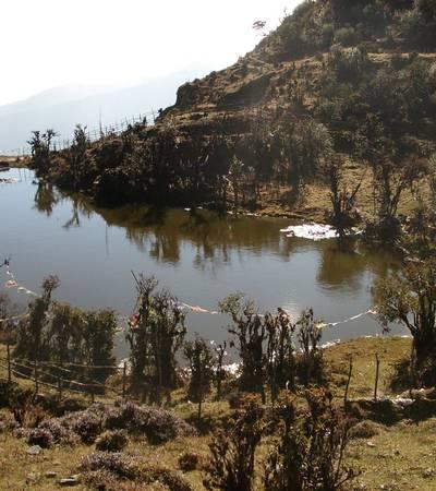 Kali Pokhari