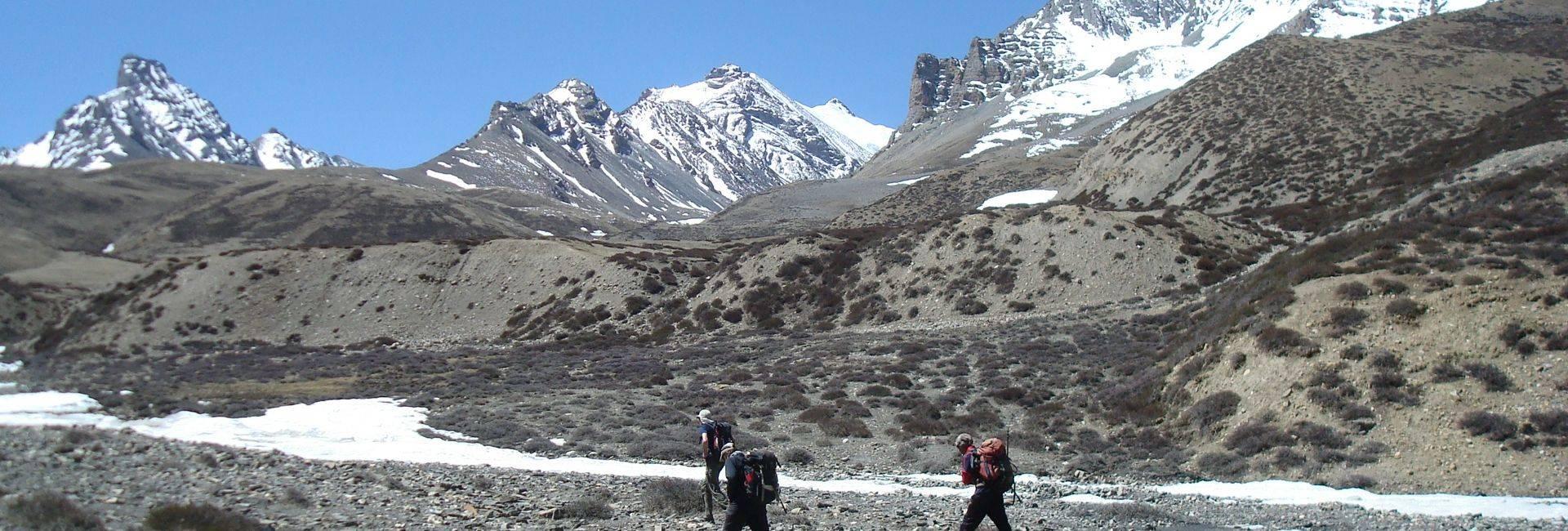 Upper Dolpo GHT trek in Nepal
