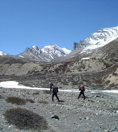 Upper Dolpo GHT trek in Nepal