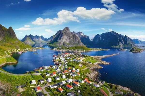 Lofoten, Norway Shutterstock 382716112