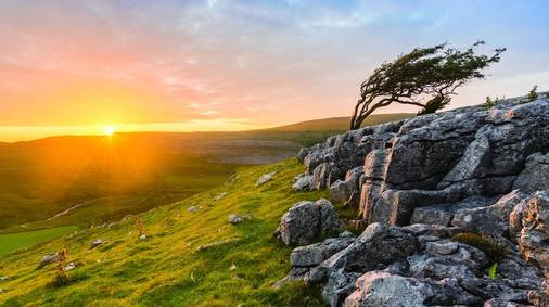 3-Night Southern Yorkshire Dales Gentle Guided Walking Holiday