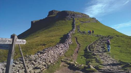 4-Night Southern Yorkshire Dales Guided Walking Holiday