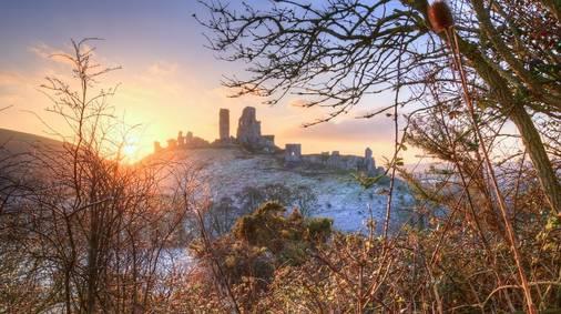 5-Night Dorset Coast Christmas & New Year Guided Walking Holiday