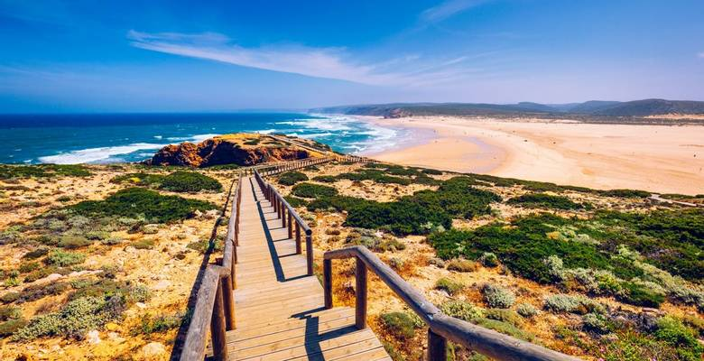 Western Algarve guided walking holiday, Portugal