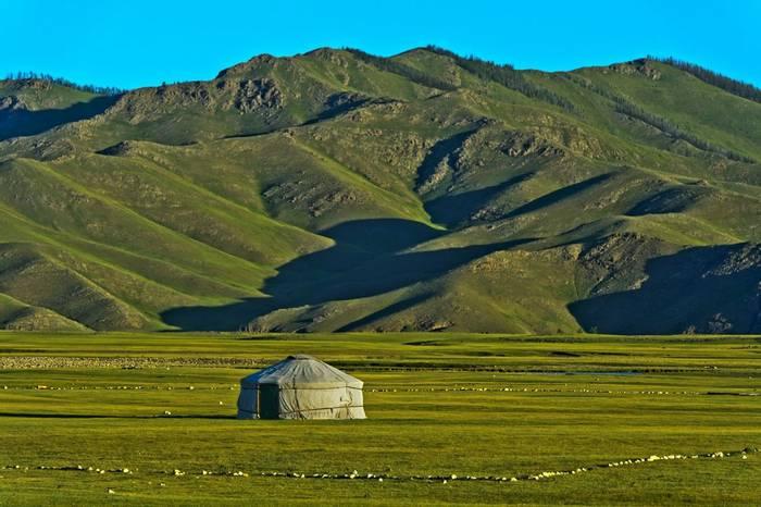 Nomad yurt, Orkhon Valley, Mongolia shutterstock_681973411.jpg