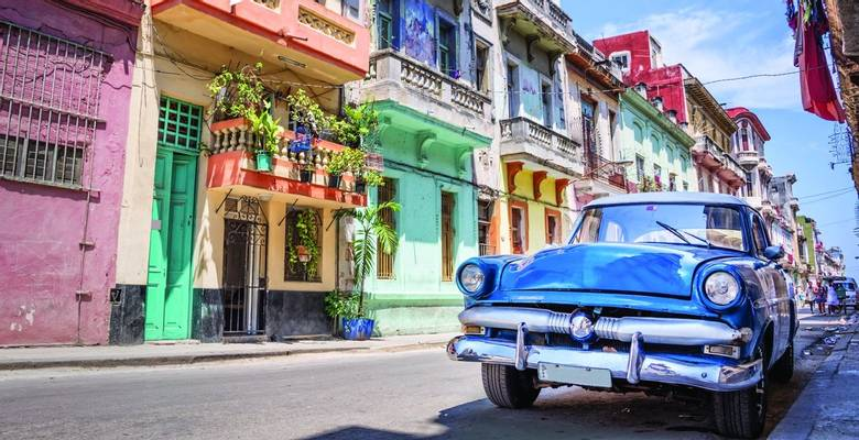 Cuba, Winter Sun Holiday