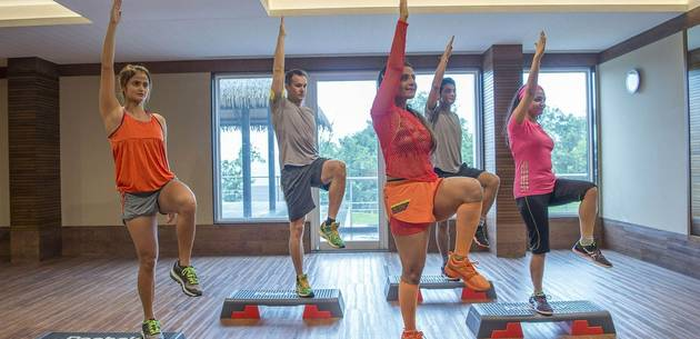 Fitness at Atmantan Wellness Resort