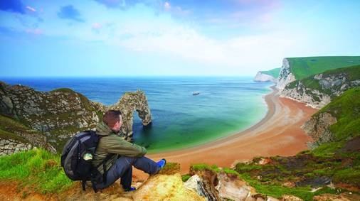 3-Night Dorset Coast Self-Guided Walking Holiday