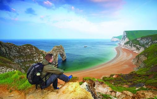 Dorset Coast Thomas Hardy Walks Holiday