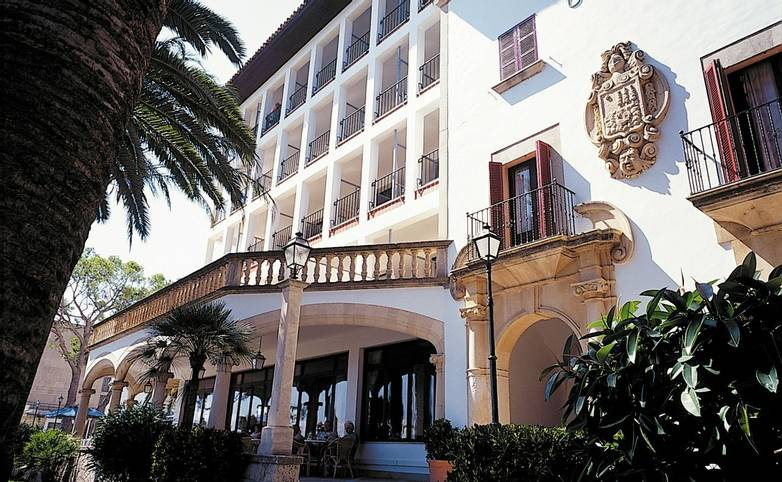 Spain - Mallorca - Hoposa Hotel Uyal - Main front and entrance view.jpg