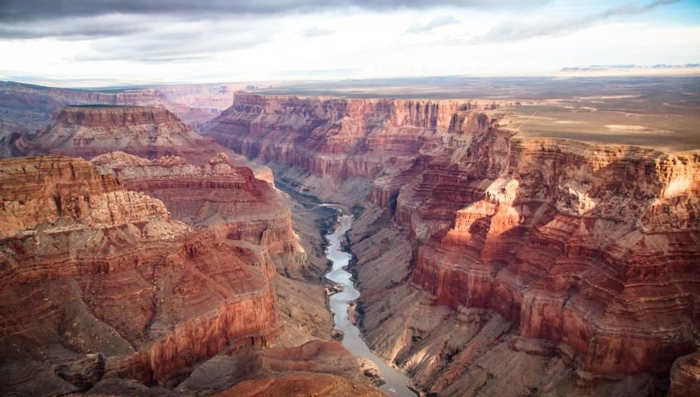 Grand Canyon guided walking holiday