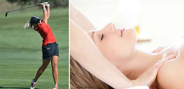Re-balance & Golf