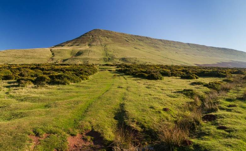 Hay Bluff, Penybegwn, landmark in Wales