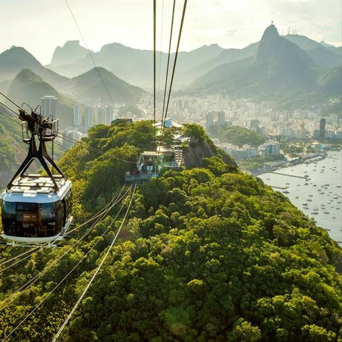 5 Day  Rio De Janeiro, Sugarloaf Mountain Tour   Itinerary Desktop