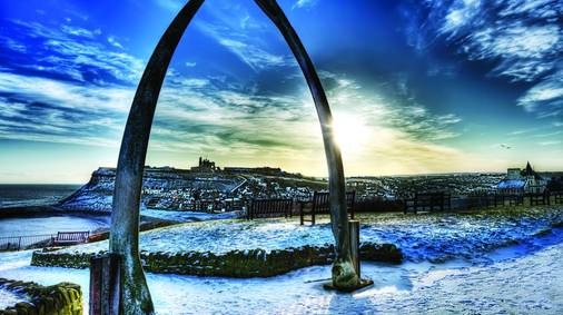 7-Night North York Moors Christmas Guided Walking Holiday