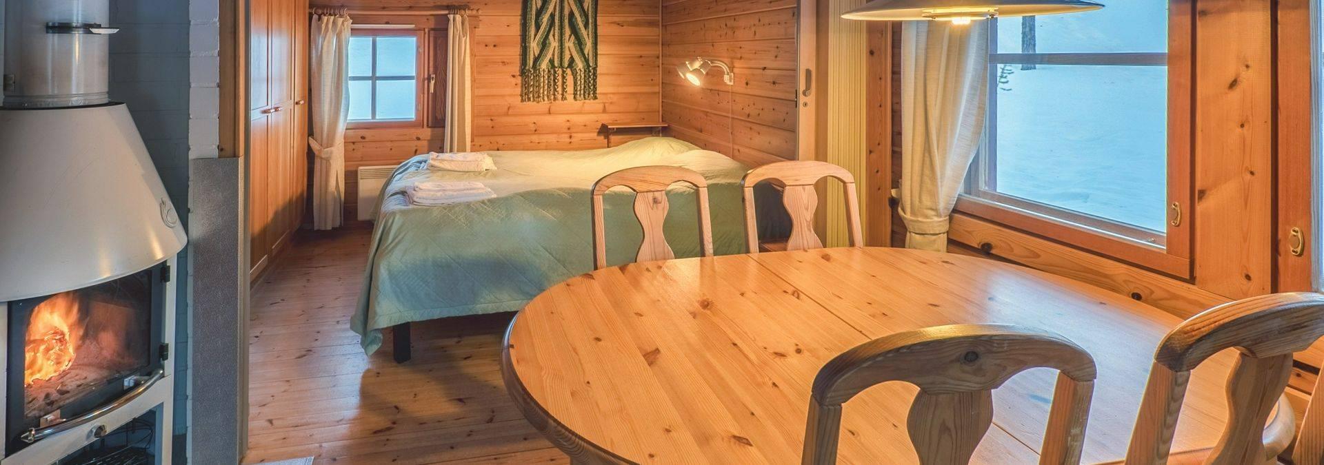 Jeriskylä Cabin A 2