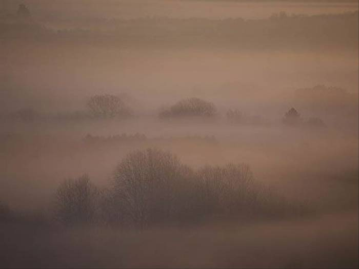 Morning mist (Becky Clews)