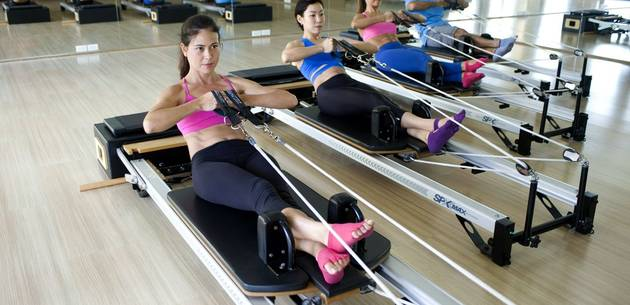 Pilates Reformer Bootcamp at Absolute Sanctuary