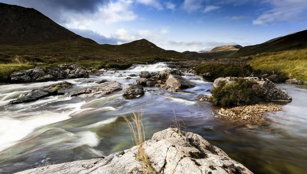 Glen Oykel, Scotland